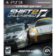 Need For Speed: Shift 2 Limited Edition (PS3)