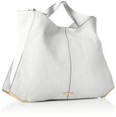 Vince Camuto Brit Tote,Snow White,One Size White Purses, Vince Camuto, Rebecca Minkoff, Snow White, Bags, Fashion, Handbags, Moda, Fashion Styles