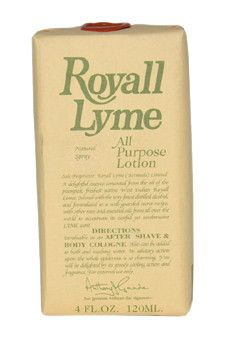 Royall Lyme 4.2 oz Lotion Spray