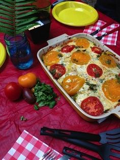 Need to try this zucchini casserole!