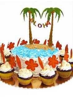 Aloha Cake - for CiCI?