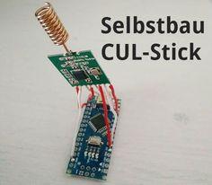 In diesem Tutorial wird beschrieben, wie ein CUL-Stick selbst gebaut und programmiert werden kann. Wir sparen dabei kosten zum Original von Busware.