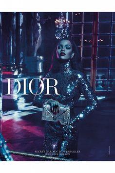 #Rihanna x #Dior #Campaign