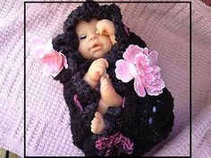 CROCHET PATTERN  number 106... Baby Cocoon wrap for by Hectanooga, $3.99