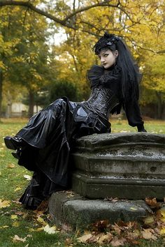 Gothic #gothic #women #beauty                                                                                                                                                      More