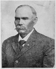 """BILLY DIXON - late in life. """"I must confess, when I saw and heard the Indians coming to attack us, war-whooping had a very appreciable effect upon the roots of a man's hair. I fired one shot, but did not wait to see where the bullet went. I turned and bolted towards Hanrahan's saloon. The alarm had spread and the boys were preparing to defend themselves. I shouted to them to let me in. As they opened the door and I sprang inside, bullets were whistling and knocking up the dust all around me."""""""