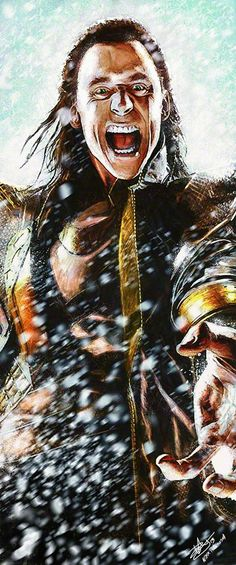 Loki by Daniel Scott Gabriel Murray *