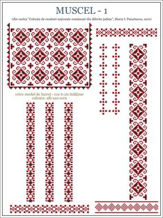 Grand Sewing Embroidery Designs At Home Ideas. Beauteous Finished Sewing Embroidery Designs At Home Ideas. Cross Stitch Borders, Cross Stitch Charts, Cross Stitching, Cross Stitch Patterns, Folk Embroidery, Embroidery Stitches, Embroidery Patterns, Knitting Patterns, Russian Cross Stitch