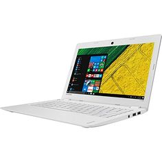 Lenovo 110s Premium Built High Performance 11.6 inch HD Laptop Size-Laptop only  Color-White  Product Dimensions-11.5 x 8 x 0.7 inches  Batteries-1 Lithium Polymer batteries required  Battery Cell Type-Lithium  Power Source-AC & Battery  Display Style-LED
