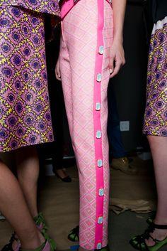 pink jeweled pants !