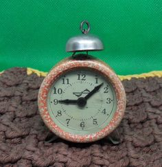 Your place to buy and sell all things handmade Antique Christmas Decorations, Christmas Ornaments, Mechanical Watch, I Shop, Clock, Buy And Sell, This Or That Questions, Watches, Antiques