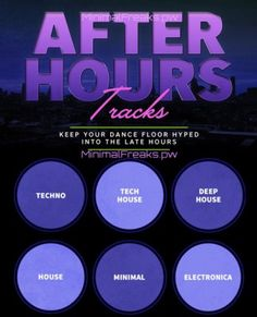 Beatport After Hours Tracks May 2016 MFSW23