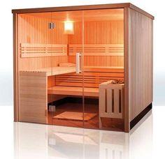 Foto: sauna glazen wand. Geplaatst door wiranata op Welke.nl