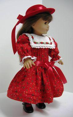 Christmas dolls pinterest christmas dresses christmas and dresses