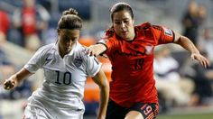 In the semifinals of the CONCACAF Women's Championship at PPL Park on Friday, the US national team rolled past Mexico, 3-0, to earn a spot in the 2015 Women's World Cup.