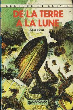 Jean-Claude Forest - Dargaud Lecture et Loisir Jules Verne 1980