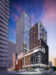 401 KING WEST, 401 King West, Toronto, Canada, Terracap Group, Units 469, Storeys 21 and 37, GFA 392, 500 sq.ft.