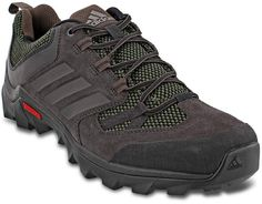 Hit the trails in the comfort and protection of these men's Caprock shoes from adidas Outdoor. These multi-functional hikers combine soft suede with a high-abrasion mesh upper for extra durability, enhanced comfort, and breathability. Best Trail Running Shoes, Hiking Shoes, Hiking Tips, Soft Suede, Hats For Men, Shoe Collection, Men's Shoes, Adidas Sneakers, Footwear