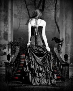 Gothic from Corsets.tumblr.com