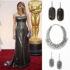 Oscars Style Inspiration #oscars #kendrascott #stelladot