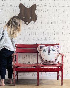 Ferm Living kids W2014 - fox lamp