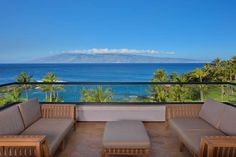 Majestic Masterpiece Deck, Maui, Hawaii
