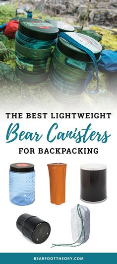 Best Bear Canisters for Backpacking - What is a Bear Canister and Why You Should Use One While Camping? It may not be a cool all-kinds-of-weather-proof hiking jacket with strategic ventilation Camping Bedarf, Camping Hacks, Camping Survival, Survival Skills, Survival Prepping, Camping Hammock, Winter Camping, Wilderness Survival, Survival Gear