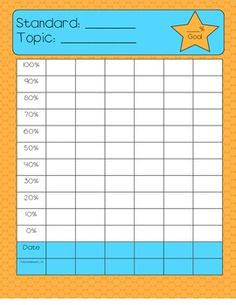 This is a packet intended to help graph student progress in the classroom on Common Core Math Standards.Packet Includes:Classroom Progress Gr...