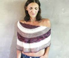Image result for pattern for half-circle shawl