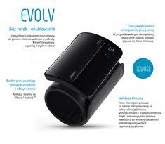 Ciśnieniomierz naramienny, zapewnia dokładne odczyty w dowolnej pozycji wokół ramienia i śledzenie postępów za pomocą smartfona z bezpłatną aplikacją Omron Conect.  Mały, przenośny bez rurek i okablowania.  Producent: OMRON - Światowy lider w produkcji ciśnieniomierzy elektronicznych.  GWARANCJA PRODUCENTA 3 lata
