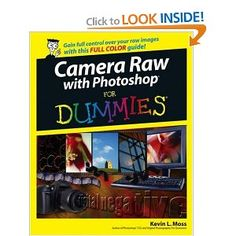 Camera Raw with Photoshop For Dummies