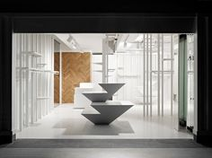 D&V Concept Store by Guise - I Like Architecture