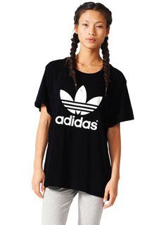 Tshirt adidas czarny