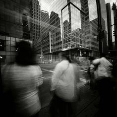 Pinhole Photographs Of New York City