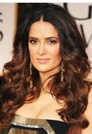 Salma Hayek, my second pick for Dr. Martinez.