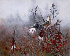 JacyntheComeau peintre de Bolton-Est· TourDesArts.com