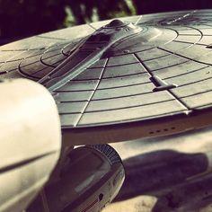 New photo online #enterprise2009 by #eaglemoss - #startrek Hope you like it