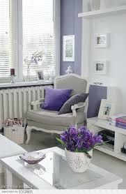 kolor w salonie Mauve Living Room, Color Of The Year, My Dream Home, Home Furnishings, Armchair, Sweet Home, Shabby Chic, House Design, Traditional