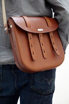 Moulded Leather mxs Bag