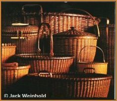 Identifying Antique Baskets | authentic nantucket lightship baskets history of nantucket basketry250