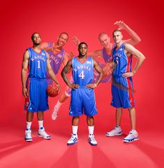 past Kansas Jayhawks Basketball, Dec 2009.