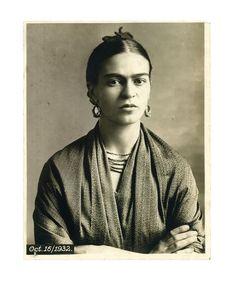 frida kahlo | Frida Kahlo. | Guillermo Kahlo/Colección Museo Frida Kahlo/Banco de ...