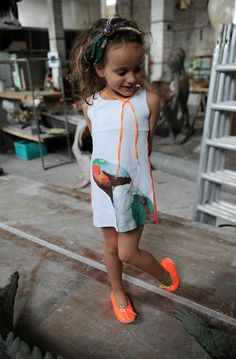 Made in Belgium Mondays * Chat Mechant - Label to Watch Young Fashion, Teen Fashion, Girl Trends, Little Fashionista, Little Girl Fashion, Cool Kids, Big Kids, My Baby Girl, Summer Girls