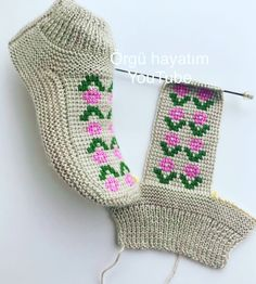 Uncinetto per cappello punti per adulti ideela casitaSneakers PANTOFOLA D& & Uomo& Herren, Braun / Schwarz / Weiß, Größe Knitting Humor, Knitting Socks, Knitting Needles, Free Knitting, Knitted Socks Free Pattern, Baby Knitting Patterns, Crochet Patterns, Knitted Slippers, Knitted Hats