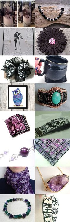 Black as the night by Kim Baldwin on Etsy--Pinned with TreasuryPin.com #blackgiftguide