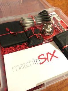 Speed Dating Kit Packed (speeddatingkit.com)