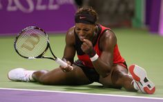 A sister rivalry fueled an outburst by Serena Williams in the round robin match against Venus Williams at the 2009 Sony Ericcson Championships. Despite the tantrum she won the match, temporarily securing her World No. 1 ranking.