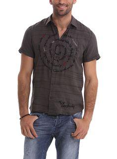 DESIGUAL Shirt WHIRLPUUUL - 48,29€ : Fashion Monicapecado
