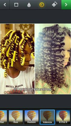 Check out this Flexi Rod video tutorial for relaxed hair and for those transitioning to natural hair. Flexi rods on natural hair makes a protective style, flexi rods on Relaxed Hair. Pelo Natural, Natural Hair Tips, Natural Hair Journey, Natural Hair Styles, Natural Waves, Au Natural, Going Natural, Natural Curls, Flexi Rod Curls
