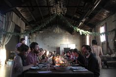 A Kinfolk Christmas Dinner  /bigBANG studio: Kinfolk Dinner